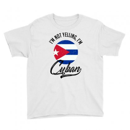 Cuban Youth Tee Designed By Ale Ceconello