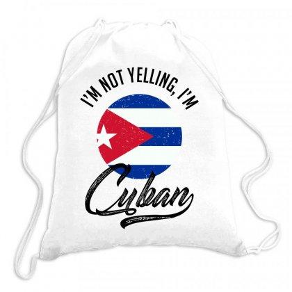 Cuban Drawstring Bags Designed By Ale Ceconello