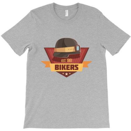 Bikers T-shirt Designed By Estore