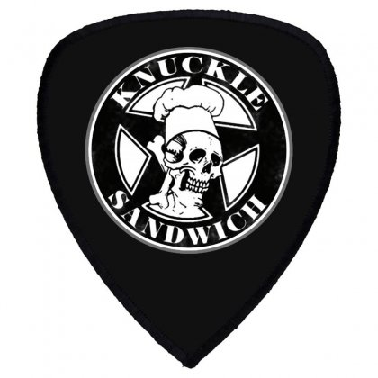 Guy Fieri Knuckle Sandwich Shield S Patch Designed By Hot Pictures