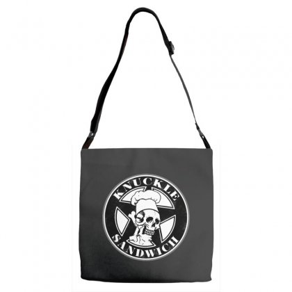 Guy Fieri Knuckle Sandwich Adjustable Strap Totes Designed By Hot Pictures