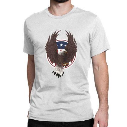 Eagle Classic T-shirt Designed By Estore