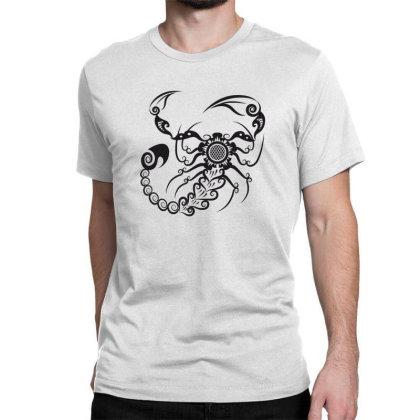 Scorpion Classic T-shirt Designed By Estore