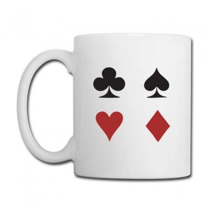 Cards Logo Coffee Mug Designed By Kingslayer