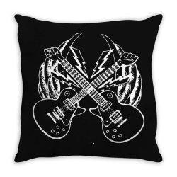 Guitar Throw Pillow | Artistshot