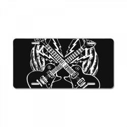 Guitar License Plate | Artistshot