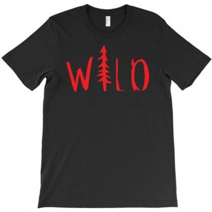 Wild T-shirt Designed By Yusup