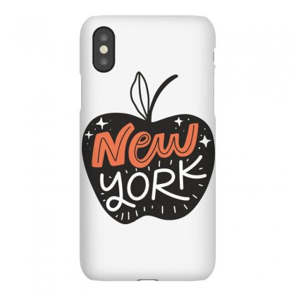 New York Iphonex Case Designed By Estore