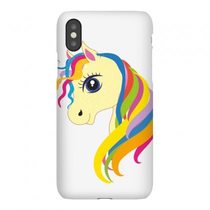 Horse Unicorn Iphonex Case Designed By Estore