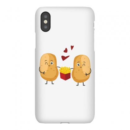 Potatoes Love Iphonex Case Designed By Estore