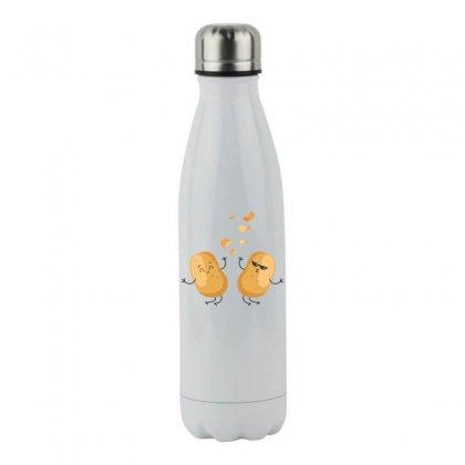 Potatoes Stainless Steel Water Bottle Designed By Estore