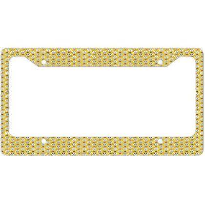 Smile License Plate Frame Designed By Estore