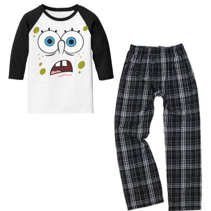 Smile Youth 3/4 Sleeve Pajama Set Designed By Estore