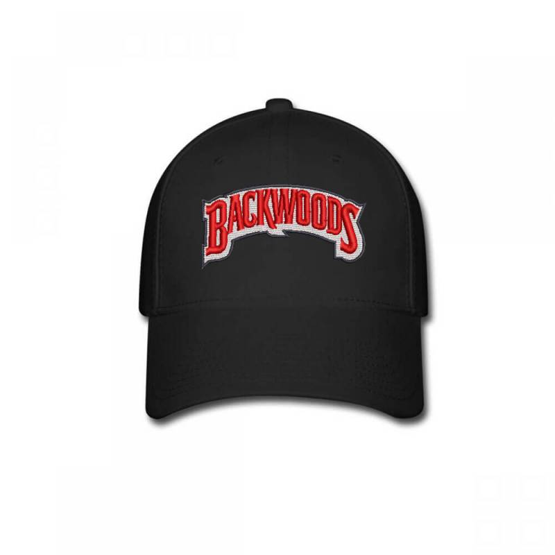 Backwoods Embroidered Hat Baseball Cap | Artistshot