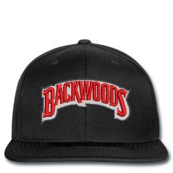 Backwoods embroidered hat Snapback | Artistshot