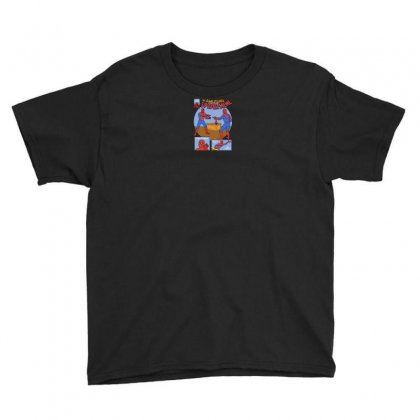 The Amusing Spidermeme Youth Tee Designed By Yusup
