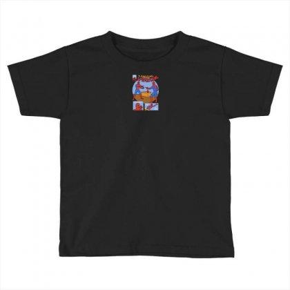 The Amusing Spidermeme Toddler T-shirt Designed By Yusup