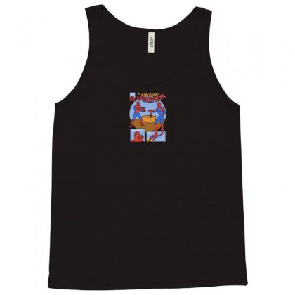 The Amusing Spidermeme Tank Top Designed By Yusup
