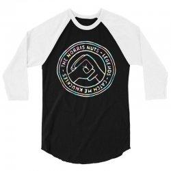legends norris nuts merch 3/4 Sleeve Shirt | Artistshot