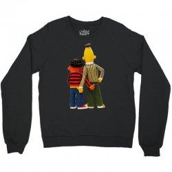 real love bert and ernie Crewneck Sweatshirt | Artistshot