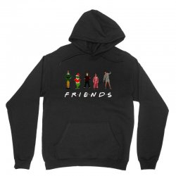 christmas grinch kevin friends characters for dark Unisex Hoodie | Artistshot