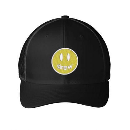 Drew Embroidered Mesh Cap Designed By Madhatter