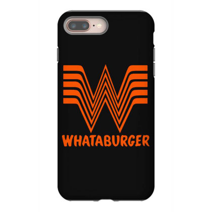 Whataburger Iphone 8 Plus Case Designed By Hot Maker