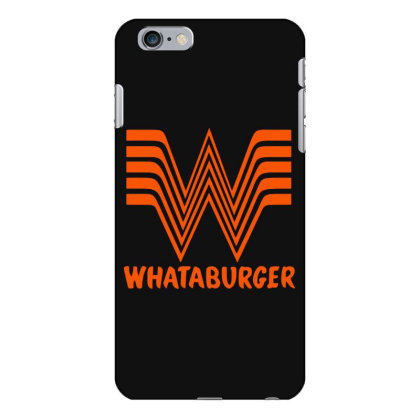 Whataburger Iphone 6 Plus/6s Plus Case Designed By Hot Maker