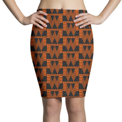 Whataburger Pencil Skirts Designed By Hot Maker