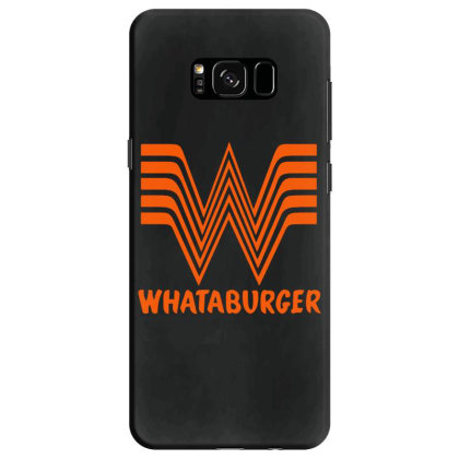 Whataburger Samsung Galaxy S8 Case Designed By Hot Maker