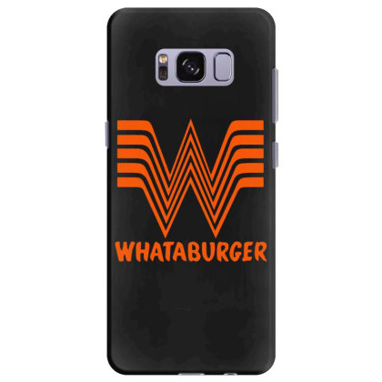 Whataburger Samsung Galaxy S8 Plus Case Designed By Hot Maker