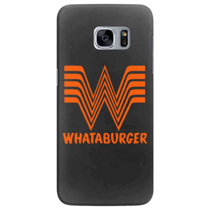 Whataburger Samsung Galaxy S7 Edge Case Designed By Hot Maker