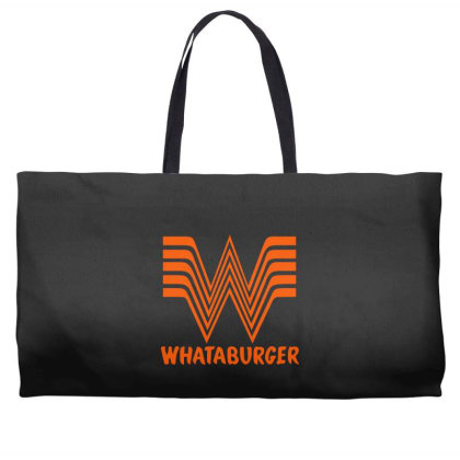 Whataburger Weekender Totes Designed By Hot Maker