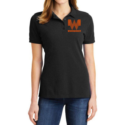 Whataburger Ladies Polo Shirt Designed By Hot Maker