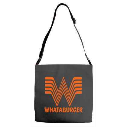 Whataburger Adjustable Strap Totes Designed By Hot Maker