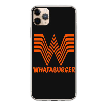 Whataburger Iphone 11 Pro Max Case Designed By Hot Maker