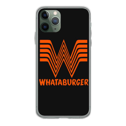 Whataburger Iphone 11 Pro Case Designed By Hot Maker