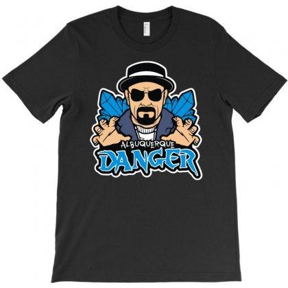 Albuquerque Danger T-shirt Designed By Mdk Art