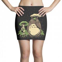 chihiro and totoro Mini Skirts | Artistshot