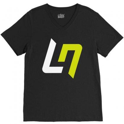 Lando Norris, F1 Driver Ln V-neck Tee Designed By Hot Maker