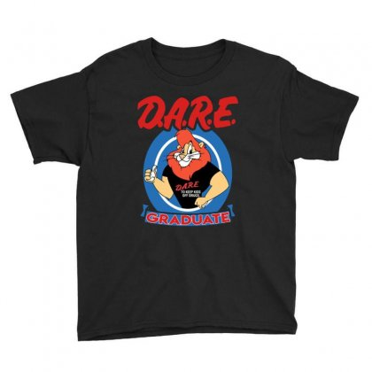 Dare Graduate Youth Tee Designed By Hot Maker