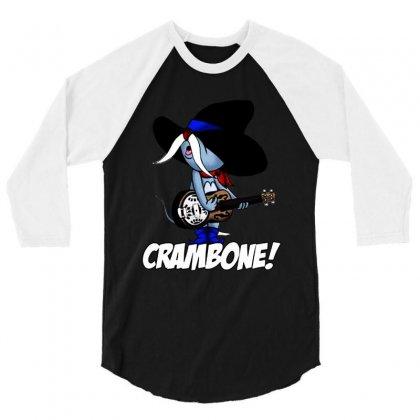 Uncle Pecos   Crambone 3/4 Sleeve Shirt Designed By Jablay