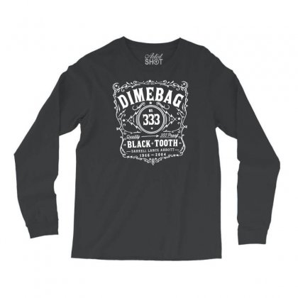 Dimebag Darrell Whiskey Long Sleeve Shirts Designed By Mardins