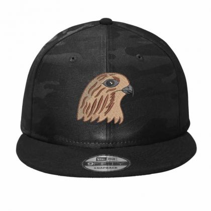 Eagle Embroidered Hat Camo Snapback Designed By Madhatter