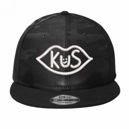 Kus Embroidered Hat Camo Snapback Designed By Madhatter
