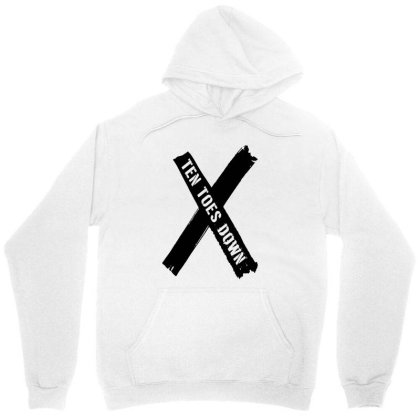Deestroying Ten Toes Down Ttd Merch Unisex Hoodie Designed By Just4you
