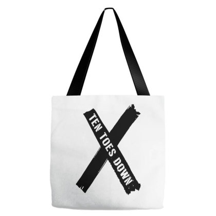 Deestroying Ten Toes Down Ttd Merch Tote Bags Designed By Just4you