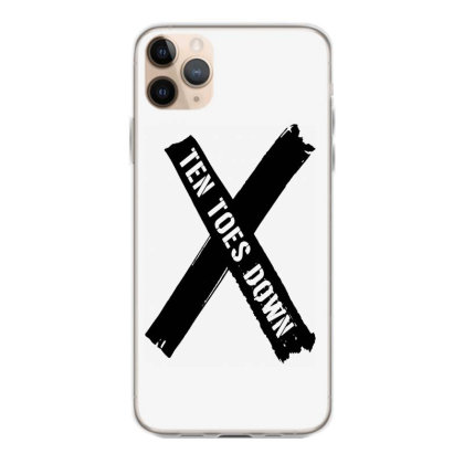 Deestroying Ten Toes Down Ttd Merch Iphone 11 Pro Max Case Designed By Just4you