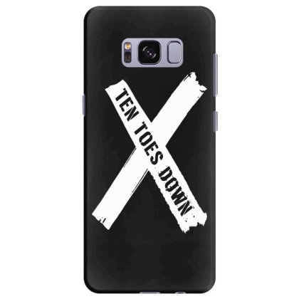 Deestroying Ten Toes Down Ttd Merch   For Dark Samsung Galaxy S8 Plus Case Designed By Just4you