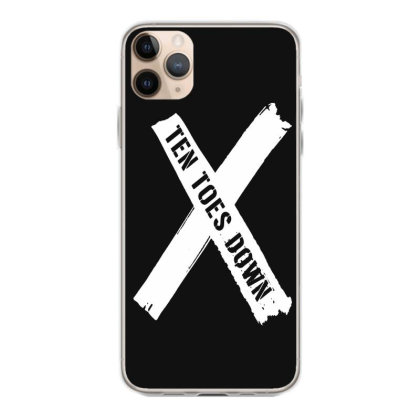 Deestroying Ten Toes Down Ttd Merch   For Dark Iphone 11 Pro Max Case Designed By Just4you